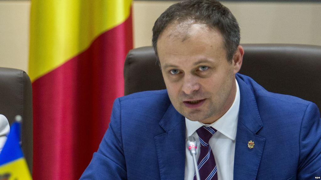 Andrian Candu acuză Rusia că ar elibera paşapoarte pentru locuitorii din Transnistria cu locul nașterii Republica Moldovenească Nistreană