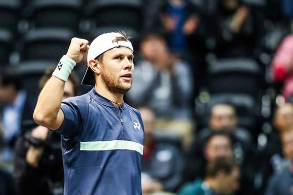 Albot începe extraordinar anul: S-a calificat în premieră în turul 2 la Australian Open