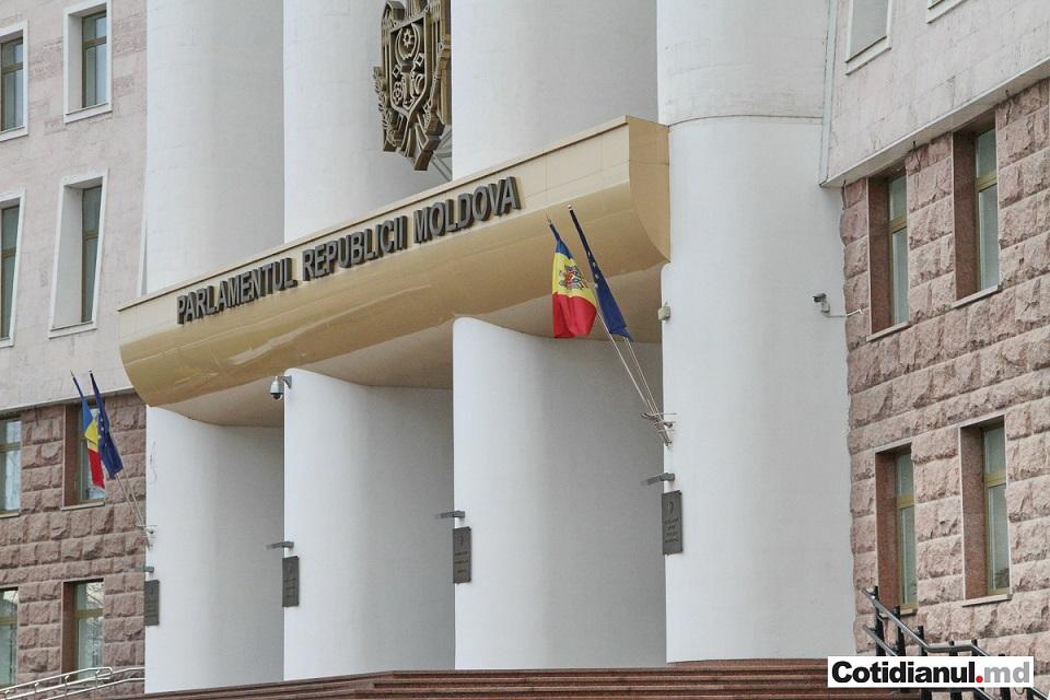 """Reacția Parlamentului privind neînregistrarea pachetului de legi propus de ACUM cu privire la """"dezoligarhizarea statului"""""""
