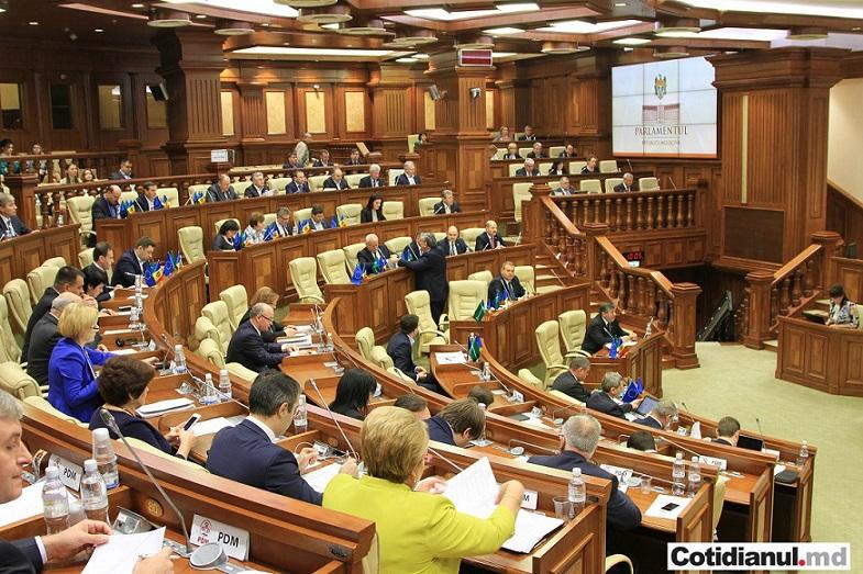Parlamentul acuză Centrul pentru Jurnalism Independent de manipulare, într-un spot video