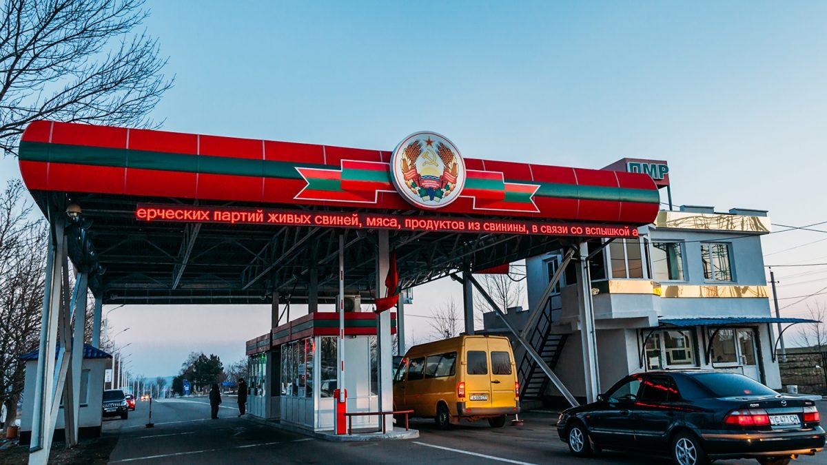 Transnistrenii au blocat accesul unor funcționari de la Chișinău, efectuând percheziții și ridicând acte oficiale