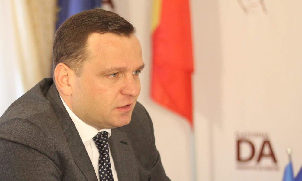 INTERVIEW//Andrei Nastase: Moldova is on the edge of a true catastrophe