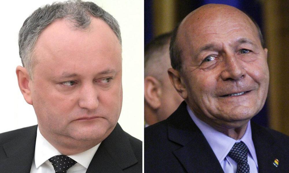 (DOC) Decizie de neînțeles în cazul Băsescu vs Dodon; Cum s-au răzgândit judecătorii în 3 ore