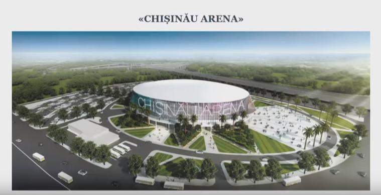 """(VIDEO) Liberalii, despre proiectul electoral """"Chișinău Arena"""": Guvernarea vrea să delapideze terenuri"""