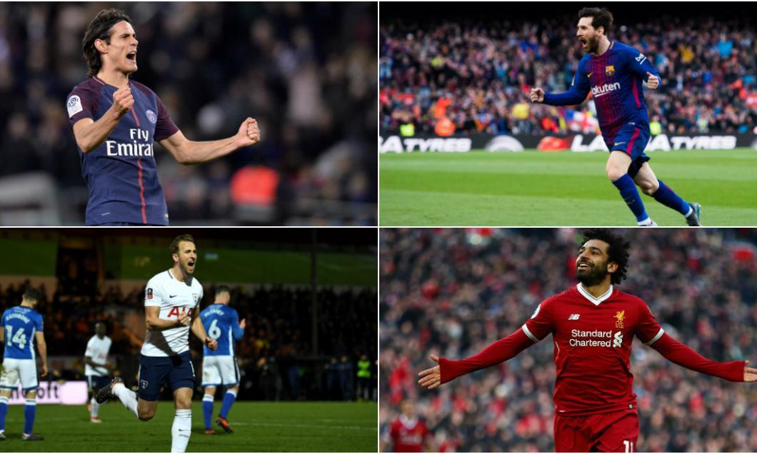 """TOP 10 cei mai buni marcatori din fotbalul european; Luptă strânsă pentru """"Gheata de Aur"""""""