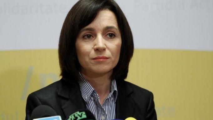 """Maia Sandu: """"Astăzi justiția controlată de Plahotniuc a luat cea mai criminală decizie la adresa democrației din Moldova"""""""