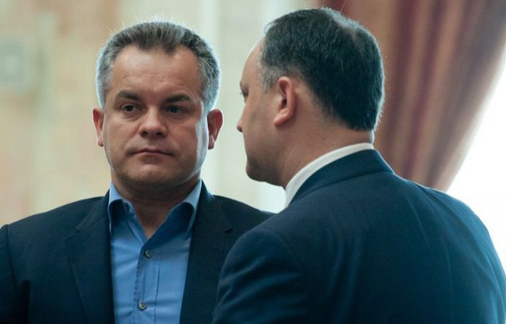 Plahotniuc face front comun, pentru primăria Chișinău, cu Igor Dodon