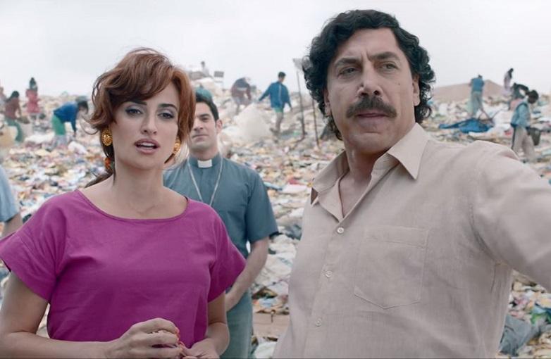 """A fost lansat trailer-ul filmului """"Loving Pablo"""", care spune povestea baronului drogurilor Pablo Escobar"""