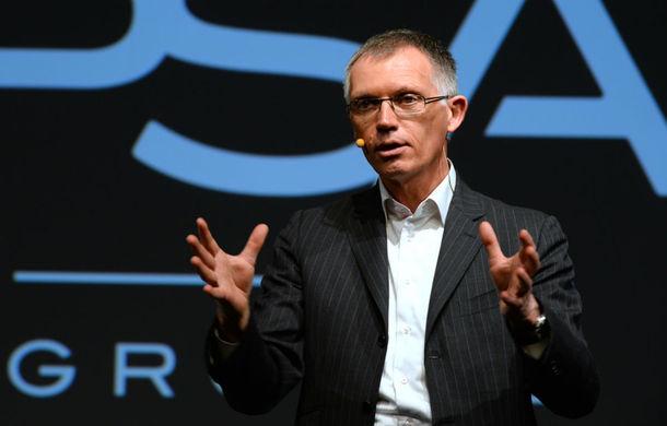 """Șeful PSA, îngrijorat de electrificarea pieței auto: """"Lipsa de viziune poate afecta industria, dar și societatea"""""""