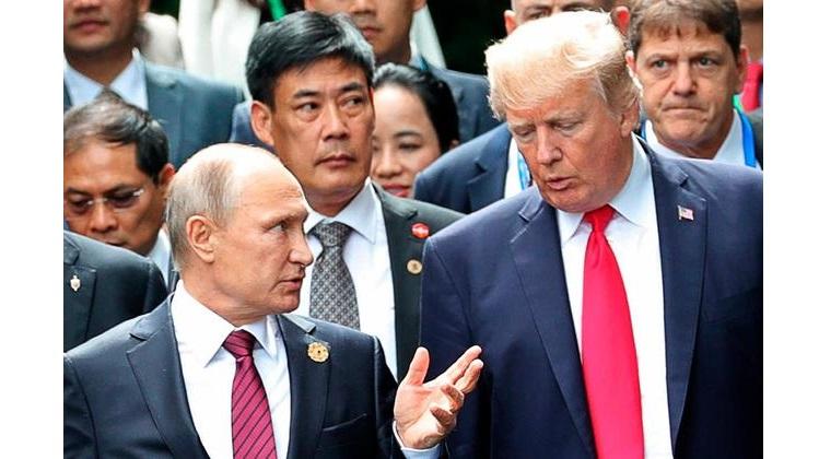 Preşedintele american Donald Trump i-a propus lui Vladimir Putin o întrevedere la Washington