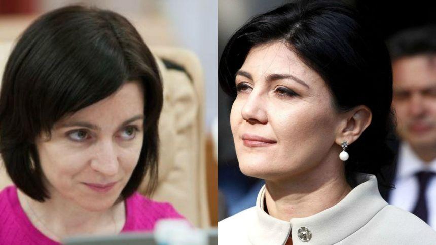 Maia Sandu o acuză pe Silvia Radu că ar fi colectat semnături în numele ei
