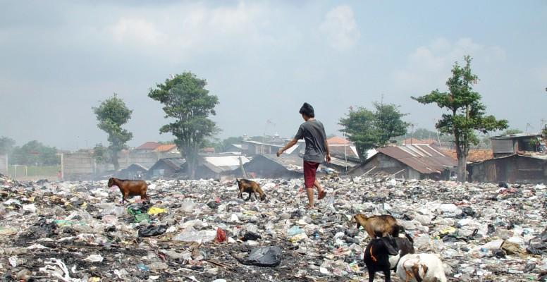 Cum luptă statele în curs de dezvoltare cu deșeurile din plastic