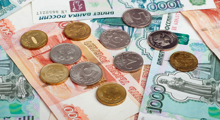 Rubla rusească se depreciază abrupt; A ajuns la minimul ultimelor 21 de luni