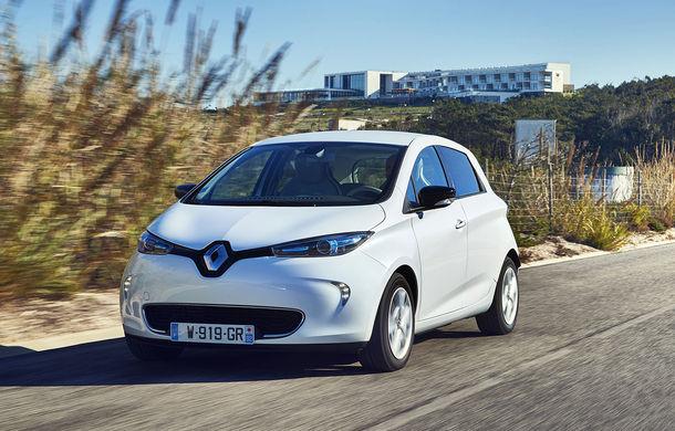 Renault susține că autonomia ideală a mașinilor electrice este de 300 de kilometri