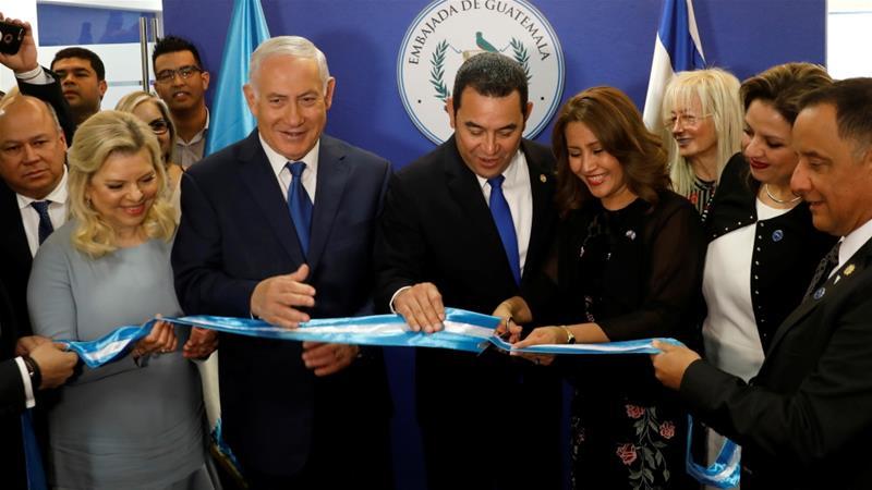 A doua țară din lume care își deschide ambasada din Israel la Ierusalim