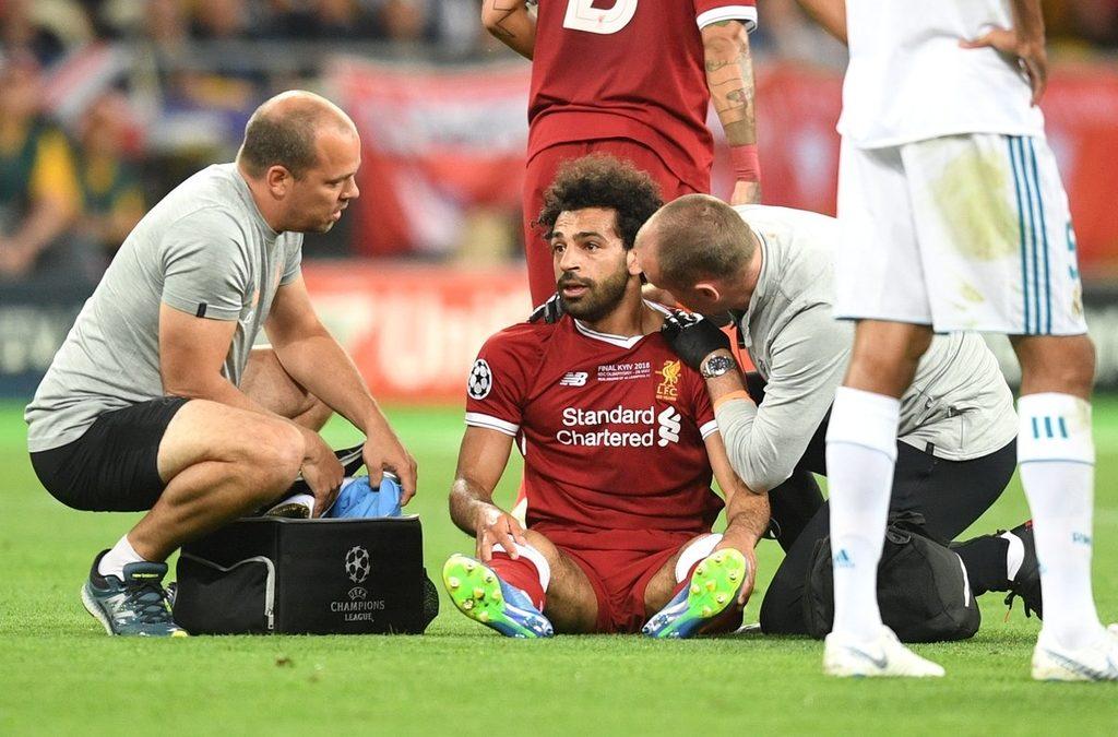 Cât va lipsi Salah după accidentarea gravă din finala Ligii Campionilor