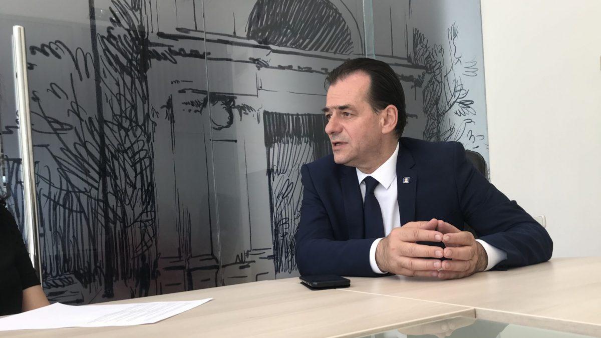 """Ludovic Orban: """"Cetățenii Republicii Moldova nu trebuie să ezite nici măcar o secundă dacă să aleagă proiectul european"""""""