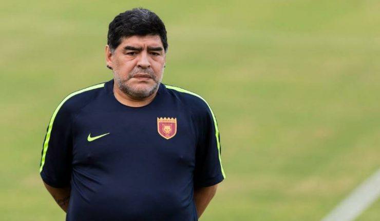 Maradona a ajuns președinte la un club din Belarus