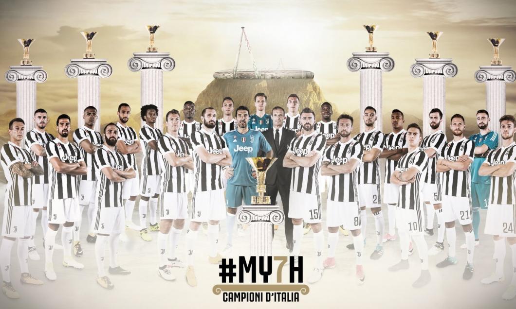 (VIDEO) Juventus Torino, campioană a Italiei pentru al şaptelea an consecutiv