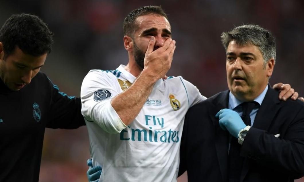 Carvajal a aflat verdictul, după accidentarea din finala Champions League
