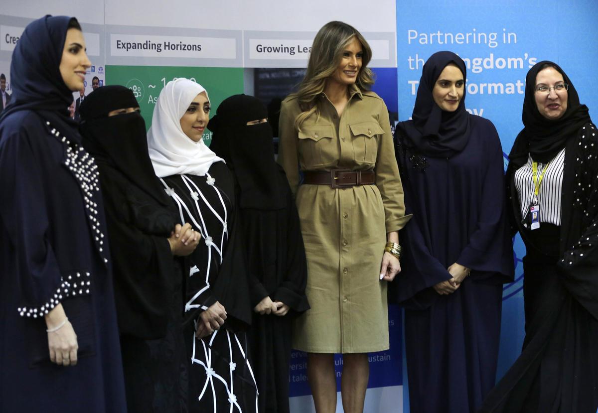 Femei din Saudite