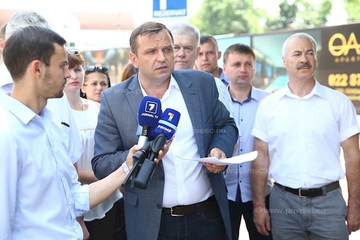 (VIDEO) Planul lui Năstase de a atrage bani și proiecte pentru Chișinău: Avem contacte cu orașe importante din UE