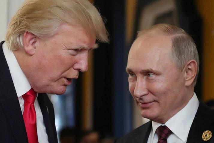 Putin ar putea ajunge în premieră la Casa Albă; A fost invitat de Trump