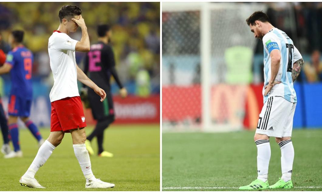 Echipa decepțiilor de la Cupa Mondială: Argentinieni, brazilieni, francezi și nemți
