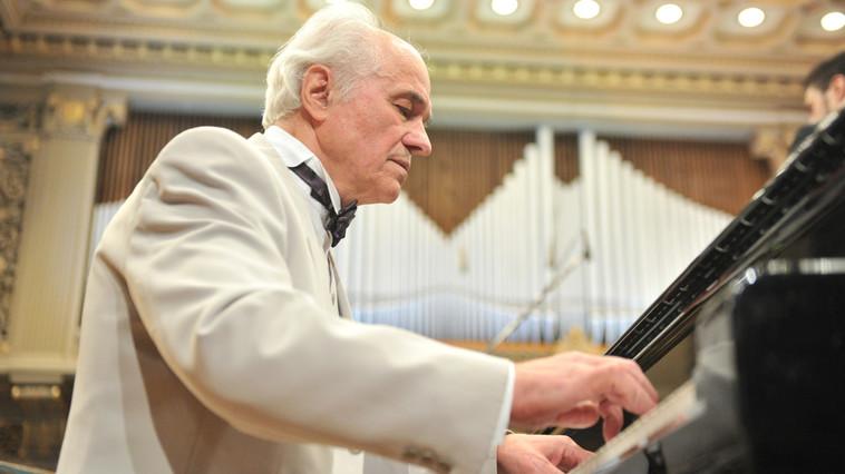 Maestrul Eugen Doga va concerta pentru prima dată la Palatul Schönbrun, în Austria