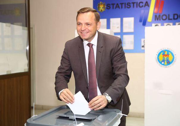 Judecătoria Centru anulează procesul-verbal privind constatarea agitației lui Andrei Năstase în ziua alegerilor