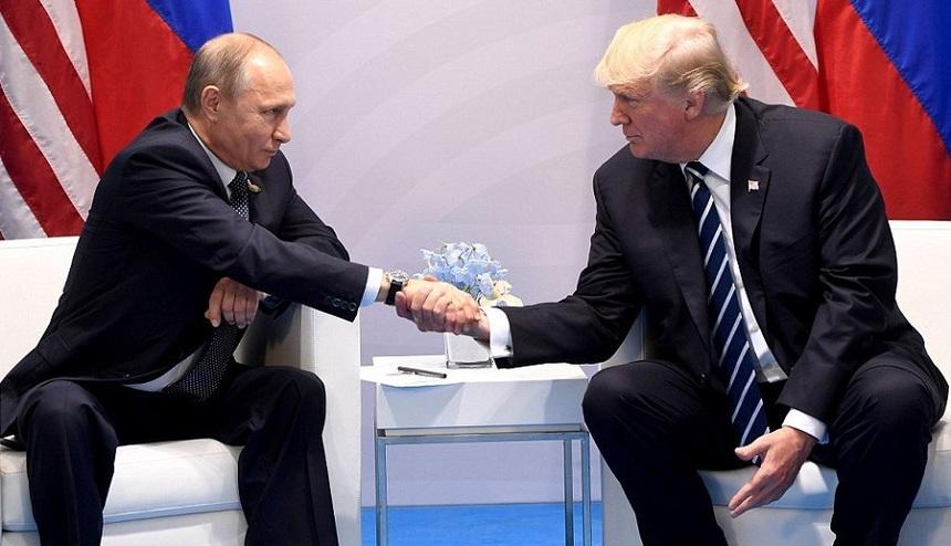 Trump, înainte de întâlnirea cu Putin: Este concurentul meu, dar nu dușman