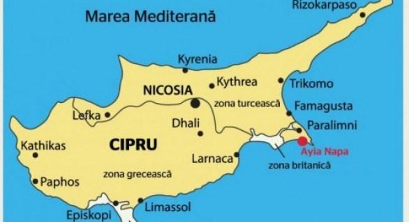 """Rusia amenință Ciprul: """"Consecinţe periculoase şi destabilizatoare"""" dacă primiți militari americani"""