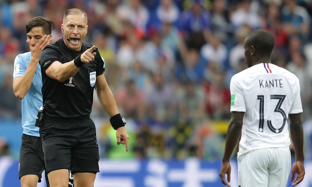 CM 2018: A fost decis arbitrul finalei Croația – Franța