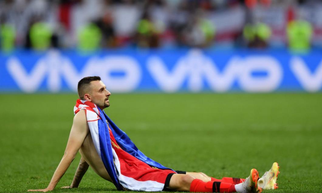 Record incredibil al croatului Brozovic; Cât a putut să alerge în semifinala cu Anglia