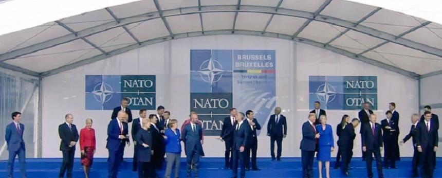 Declaraţia finală: NATO condamnă anexarea Crimeei şi cere Rusiei retragerea trupelor din Moldova