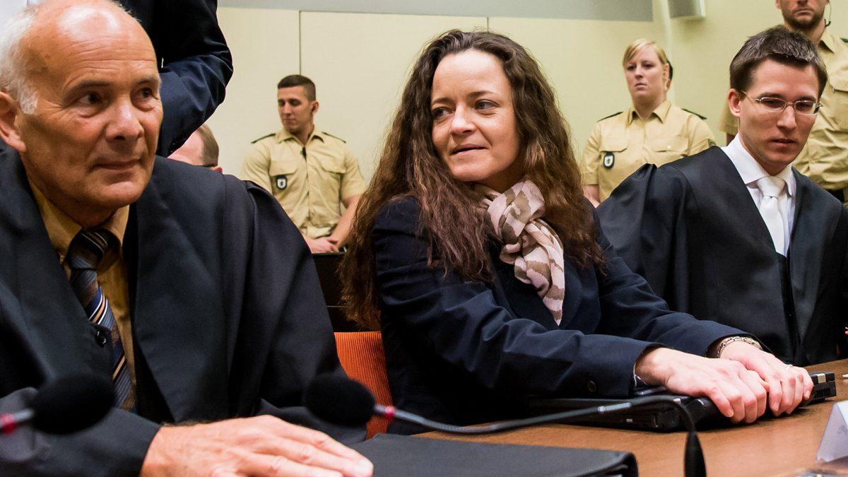 """""""Mireasa nazistă"""", condamnată la închisoare pe viață"""
