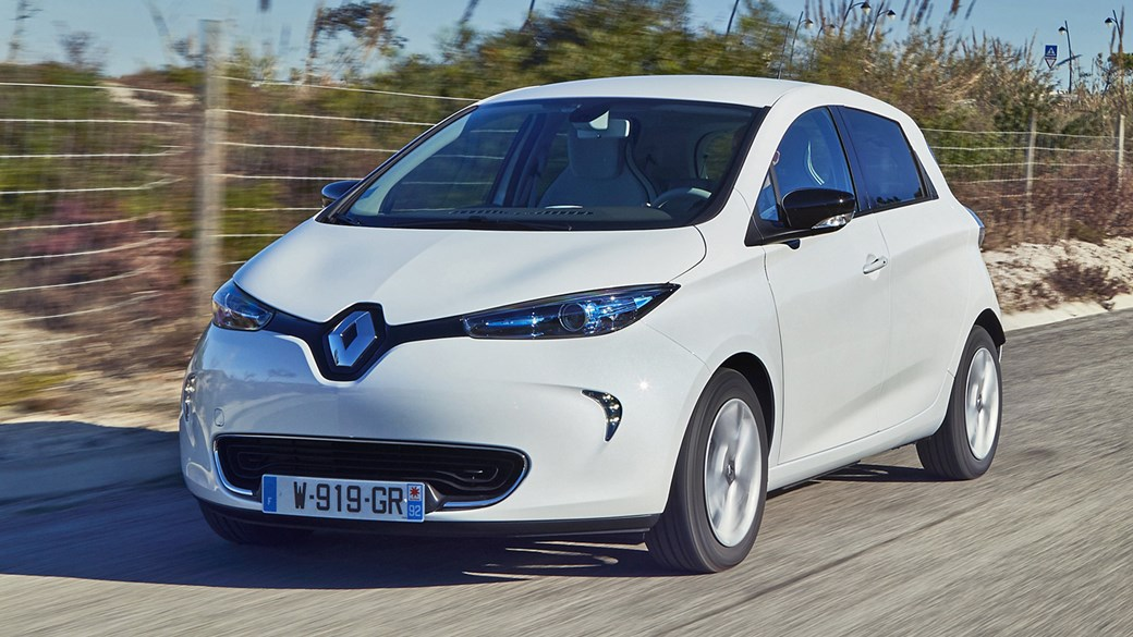 Renault va dubla producţia modelului său complet electric Zoe