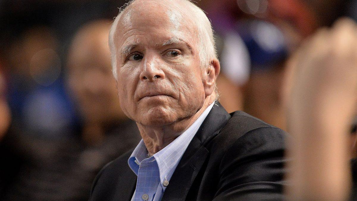 """Mesajul de adio scris de John McCain înainte să moară: """"La revedere, dragii mei compatrioţi americani"""""""