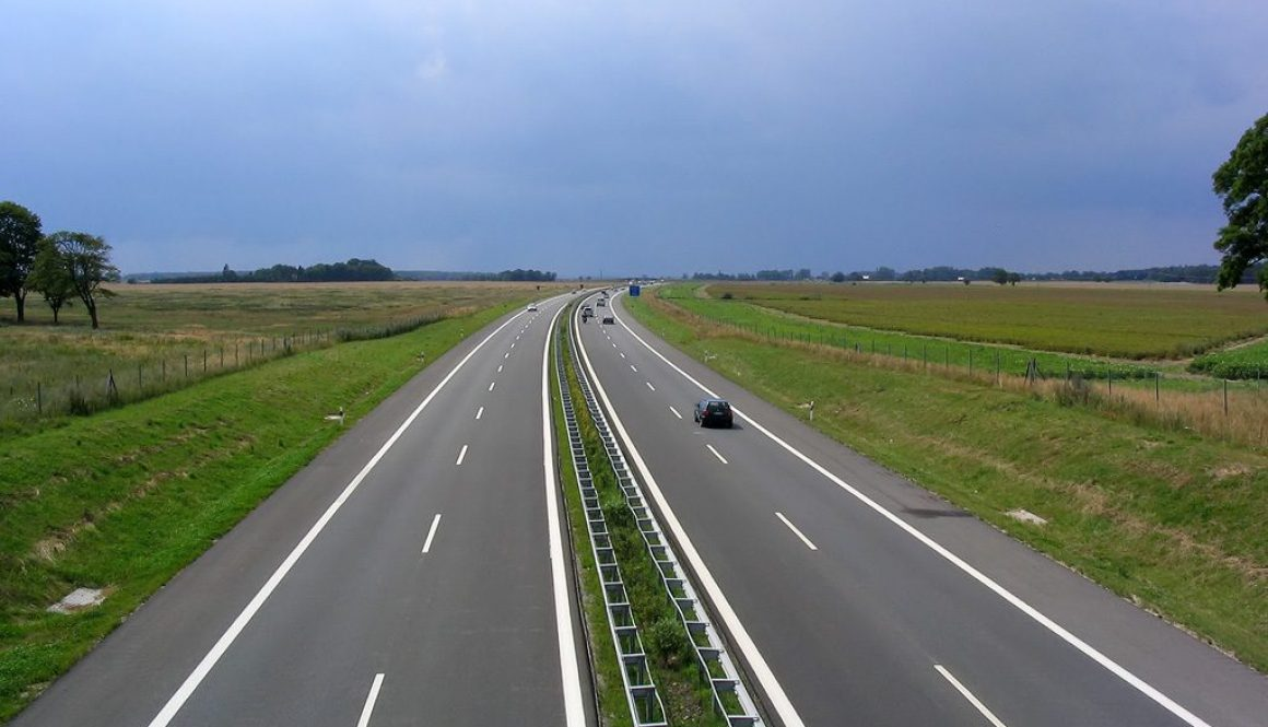 Drumul din Europa unde nu există limită de viteză