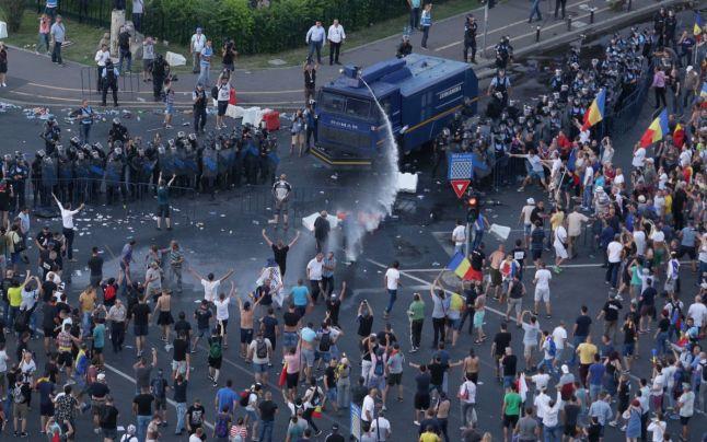 Procuror, despre violențele de la București: Actele de agresiune ale jandarmilor nu se justificau