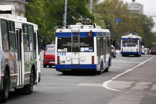 Din septembrie, mai multe troleibuze și autobuze pe străzile capitalei