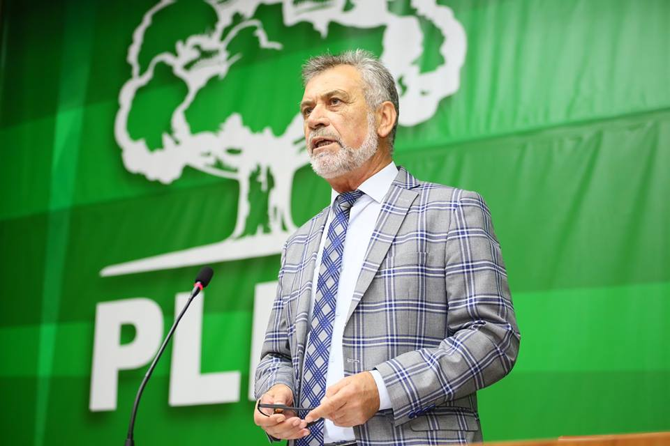 Tudor Deliu a fost ales noul președinte al PLDM