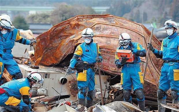 Primul deces provocat de dezastrul nuclear de la Fukushima, confirmat de Japonia