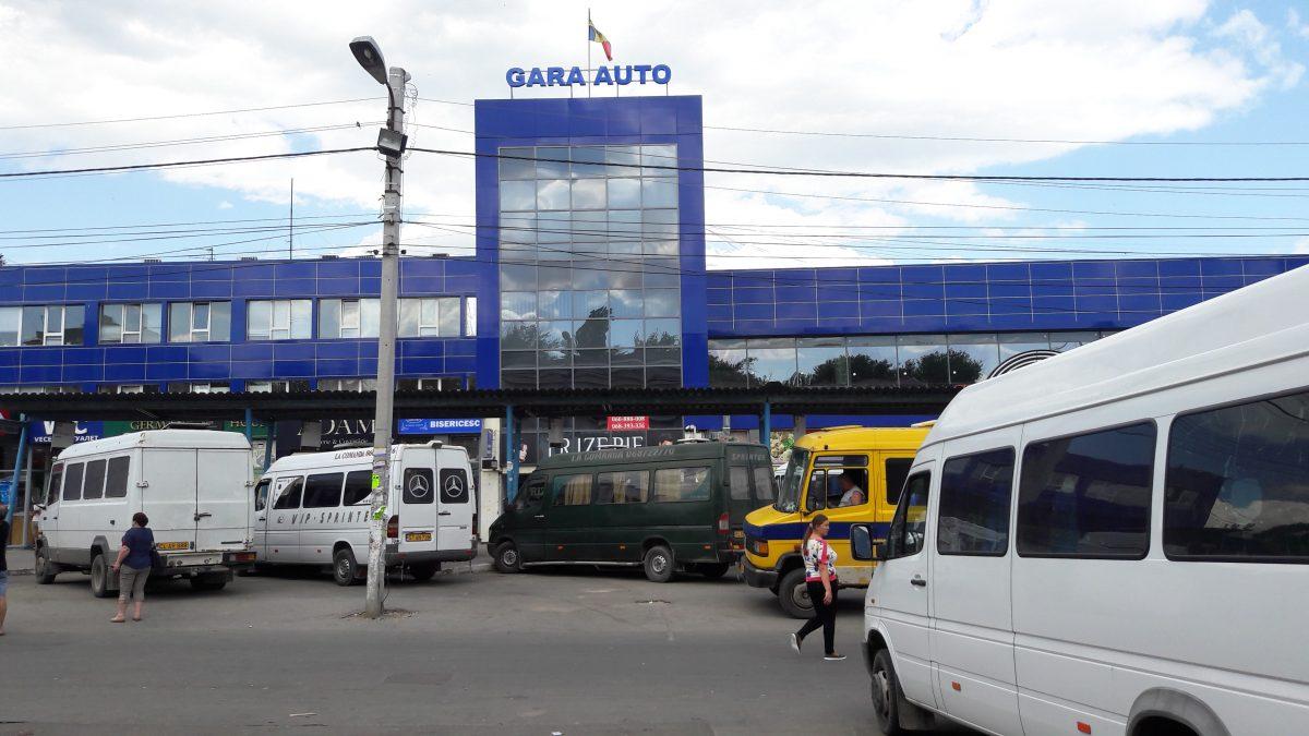 200 milioane de lei, alocaţi pentru modernizarea gărilor şi staţiilor auto din Moldova