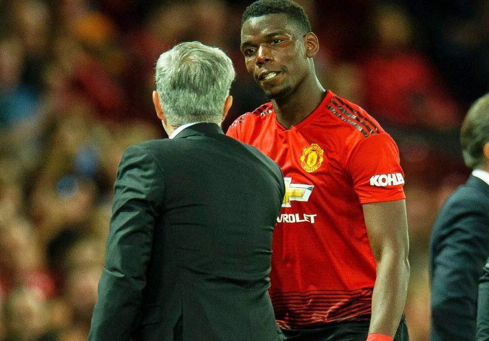 Un nou scandal între Mourinho și Pogba; Ce decizie a luat portughezul