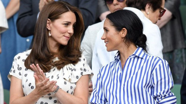 """Kate Middleton i-a """"suflat"""" titlul de sub nas cumnatei sale"""