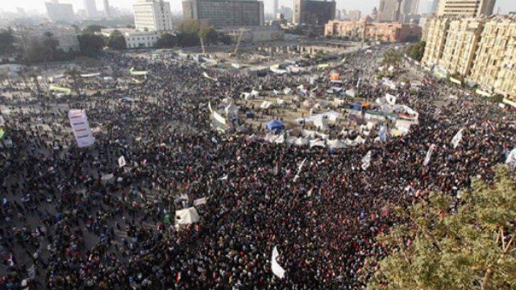 Zeci de condamnați la moarte în Egipt pentru protestele din 2013
