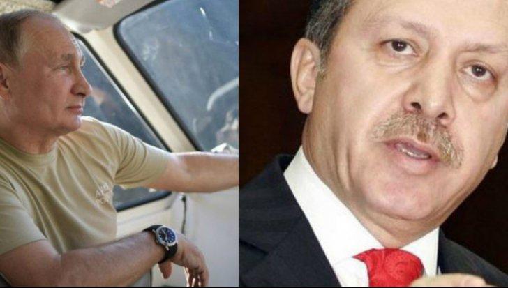 E oficial. Putin și Erdogan, a doua întâlnire în doar o săptămână. Despre ce vor discuta