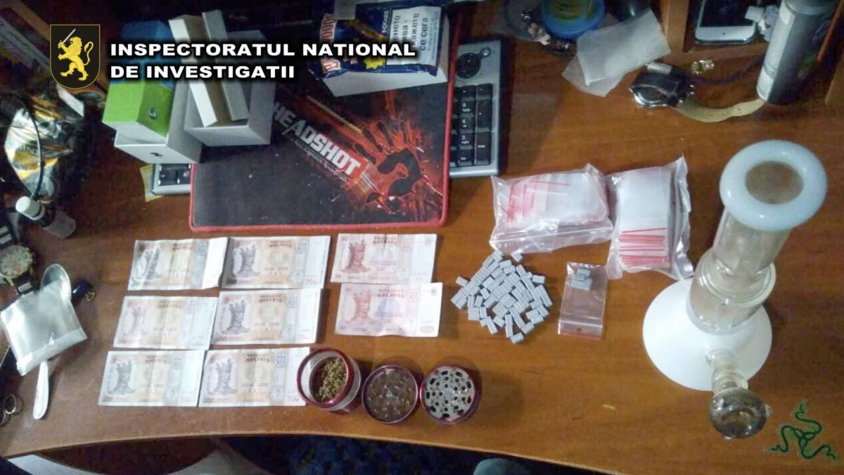 (VIDEO) 11 persoane au fost reținute pentru că vindeau droguri în cluburile de noapte
