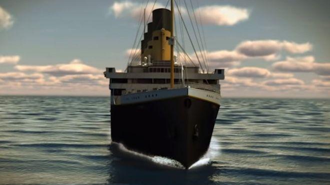 Titanic II: au fost reluate lucrările asupra replicii legendarului vas maritim